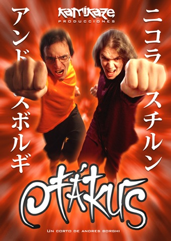 Otakus (frikis) y sus significados Otakus-poster